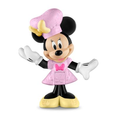 Mini-Figuras---Disney---Mickey-Mouse-Clubhouse---Minnie-Mouse-Cozinheira---Fisher-Price