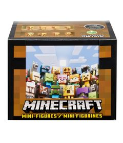 Mini-Figuras---Minecraft-Unlimited---Chest-Edition---Figuras-Surpresas---Mattel