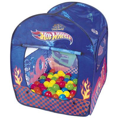 Barraca-Infantil-com-50-Bolinhas---Hot-Wheels---Fun