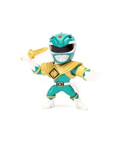 Figura-Colecionavel-10-Cm---Metals---Mighty-Morphin---Power-Rangers---Green-Ranger---DTC