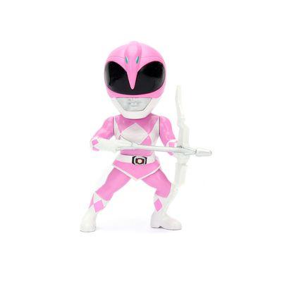 Figura-Colecionavel-10-Cm---Metals---Mighty-Morphin---Power-Rangers---Pink-Ranger---DTC