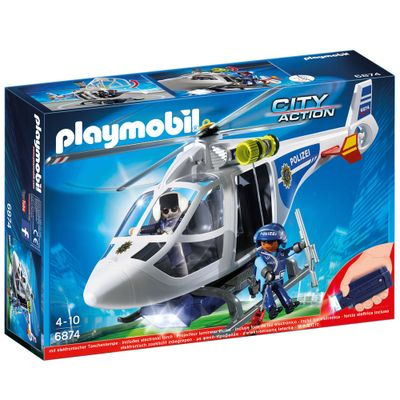 Playmobil---City-Action---Helicoptero-da-Policia---6874---Sunny