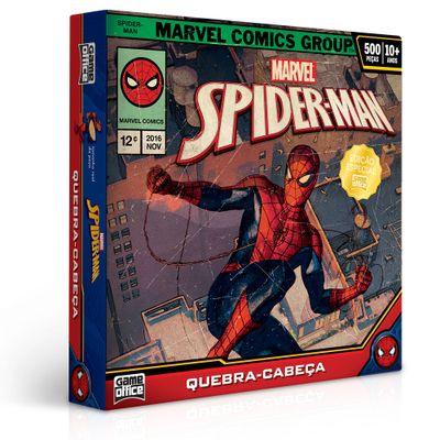 Quebra-Cabeca---500-Pecas---Disney---Marvel---Spider-Man---Toyster