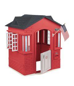 Casinha-para-Playground---Vermelha---Little-Tikes