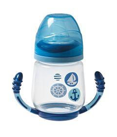 Copo-de-Aprendizado-com-Alca-Invertida---200-ml---Azul---Girotondo-Baby