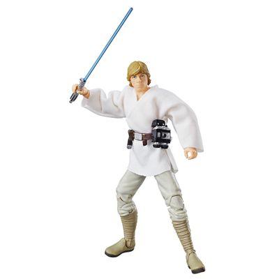 Figura-Colecionavel---15-cm---Edicao-Especial-Star-Wars-40-Anos---Luke-Skywalker---Hasbro