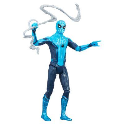 Figura-de-Acao---15-cm---Spider-Man-Homecoming---Tech-Suit-Spider-Man---Marvel---Hasbro