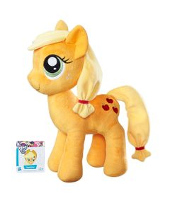 Pelucia-Grande---30-cm---My-Little-Pony---Friendship-Is-Magic---Applejack---Hasbro