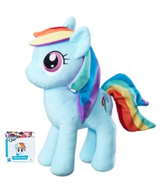 Pelucia-Grande---30-cm---My-Little-Pony---Friendship-Is-Magic---Rainbow-Dash---Hasbro