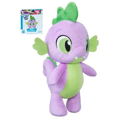 Pelucia-Grande---30-cm---My-Little-Pony---Friendship-Is-Magic---Spike-Dragon---Hasbro