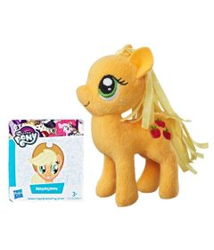 Pelucia-Pequena---12-cm---My-Little-Pony---Friendship-Is-Magic---Applejack---Hasbro