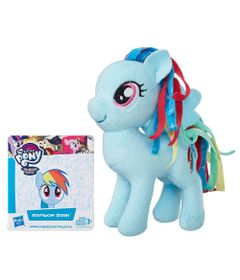 Pelucia-Pequena---12-cm---My-Little-Pony---Friendship-Is-Magic---Rainbow-Dash---Hasbro
