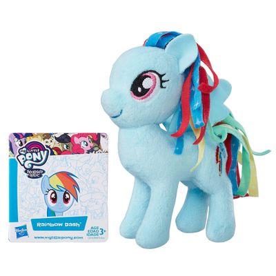 Pelucia-Pequena---12-cm---My-Little-Pony---Friendship-Is-Magic---Rainbow-Dash---Hasbro