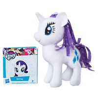 Pelucia-Pequena---12-cm---My-Little-Pony---Friendship-Is-Magic---Rarity---Hasbro