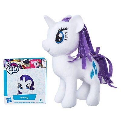 Pelucia-Pequena---12-cm---My-Little-Pony---Friendship-Is-Magic---Rarity---Hasbro