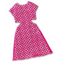 Roupinhas-e-Acessorios-para-Boneca---Barbie-Fashions---Cute-Cut-Outs---Mattel