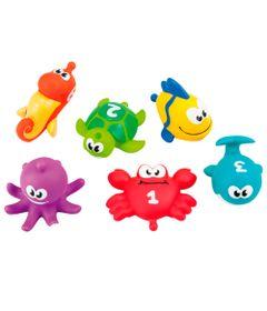 Conjunto-6-Brinquedos-de-Banho---Amiguinhos-do-Banho---Bichinhos-do-Mar---Soft-Baby---Yes-Toys