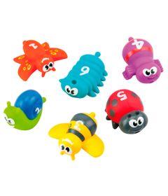 Conjunto-6-Brinquedos-de-Banho---Amiguinhos-do-Banho---Insetos---Soft-Baby---Yes-Toys