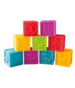 Conjunto-de-Blocos-Macios---Cubos-com-Numeros-e-Animais---Winfun