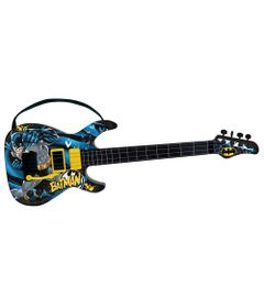 Guitarra-Infantil---DC-Comics---Batman---Fun