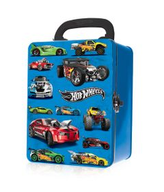 Maleta-Metalica---Hot-Wheels---Box-para-18-Carrinhos---Fun