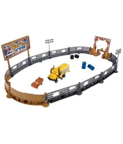 Playset-e-Veiculos---Disney---Pixar--Cars-3---Smash-and-Crash-Derby---Mattel