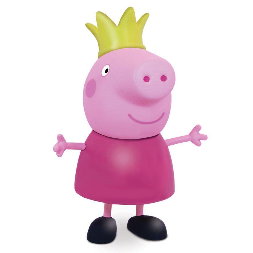 Boneca-em-Vinil---15-Cm---Princesa-Peppa-Pig---Elka