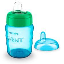 Copo-de-Treinamento---260-Ml---Easy---Verde---Philips-Avent