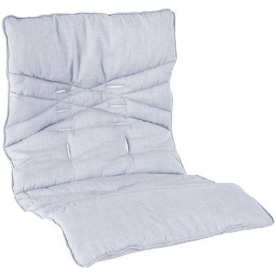 Oferta Almofada Protetora para Carrinho - Fluffy - Azul - Kiddo por R$ 60.9