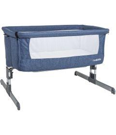 Berco-Portatil-com-Tela-Protetora---Napper---Azul---Kiddo