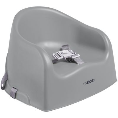 Cadeira de Alimentação - Booster Portátil - Nice - Cinza - Kiddo