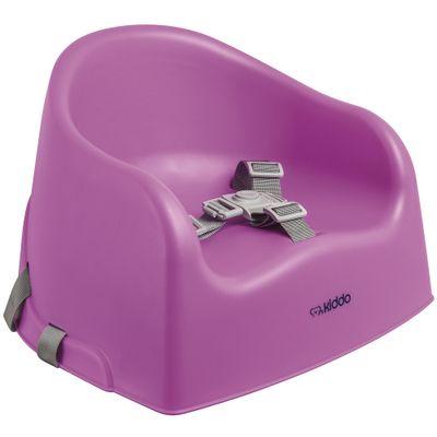 Cadeira-de-Alimentacao---Booster-Portatil---Nice---Rosa---Kiddo