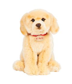 Pelucia-30-Cm---F.A.O---Golden-Retriever---New-Toys