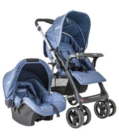 Travel-System-Nest---Melange---Azul---Kiddo