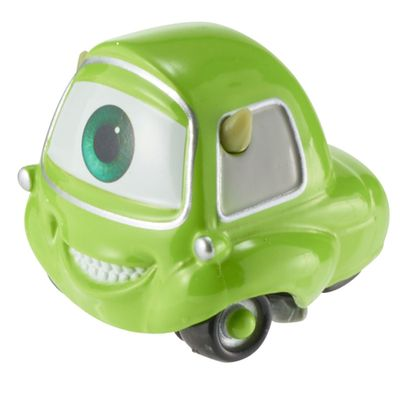 Veiculo-Basico-Die-Cast---Disney-Cars---Mike---Mattel