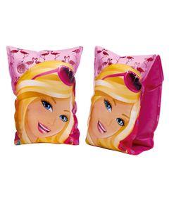 Acessorios-de-Praia-e-Piscina---Boias-de-Braco-Inflaveis---Barbie-Glamurosa---Fun