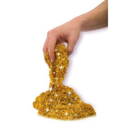 Areia-de-Modelar---Massa-Areia-Brilhante-Metalica---Ouro---Sunny