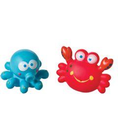 Brinquedo-para-Banho---Animais-do-Mar---Carangueijo-e-Polvo---Girotondo-Baby