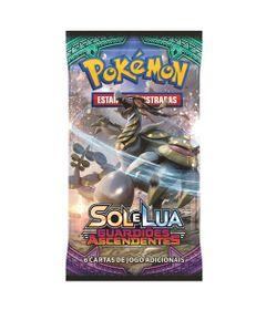 Deck-Pokemon---Blister-Unitario---Pokemon-Sol-e-Lua---Guardioes-Ascendentes---Kommo-o---Copag