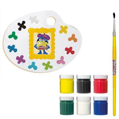 Kit-de-Artes---Play-Doh---Meu-Pequeno-Artista---Fun