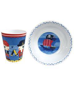 Kit-Hora-de-Papar---Piratinha---Meu-Primeiro-Copinho-e-Tigela-para-Alimentacao---Girotondo-Baby