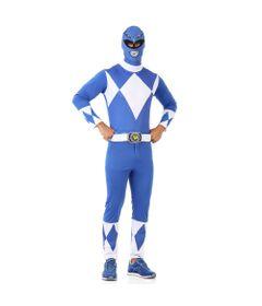 Fantasia-Adulta---Mighty-Morphin---Power-Rangers---Ranger-Azul---Sulamericana