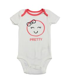 Body-Manga-Curta---Branco---Pretty---Koala-Baby---Babies-R-Us