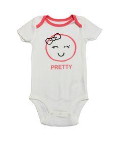 Body-Manga-Curta---Branco---Pretty---Koala-Baby---Babies-R-Us