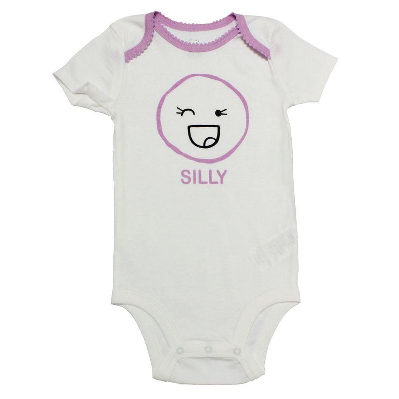 Body Manga Curta - Branco - Silly - Koala Baby - Babies R Us - Ri Happy  Brinquedos d041395a5cd62