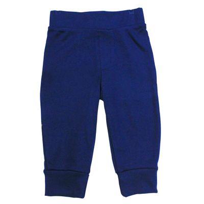 Calca-Azul-Marinho-Lisa-com-Cos-e-Punho---Koala-Baby---Babies-R-Us
