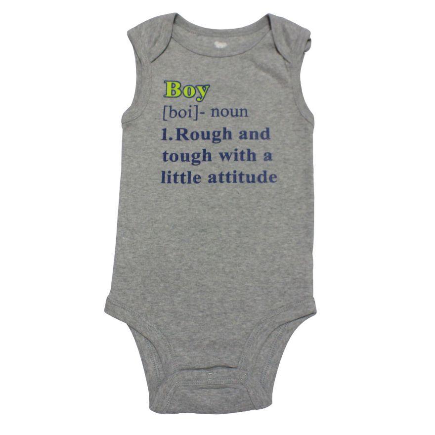 Body-Regata---Cinza---Boy---Koala-Baby---Babies-R-Us