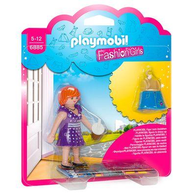 Mini-Figuras-Playmobil---7-Cm---Fashion-Girls---Moda-Cidade---6885---Sunny