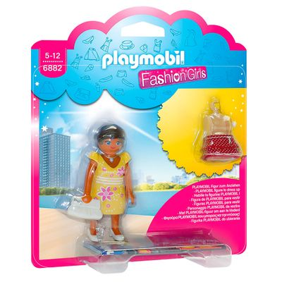 Mini-Figuras-Playmobil---7-Cm---Fashion-Girls---Moda-Verao---6882---Sunny