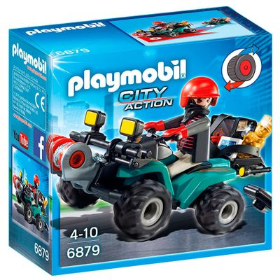 Playmobil---City-Action---Mini-Figura-Ladrao-e-Veiculo---6879---Sunny